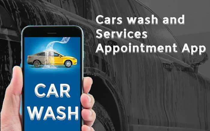 On-Demand Car Wash App