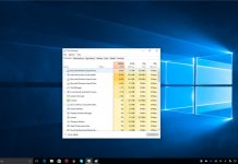 High CPU Usage On Windows 10