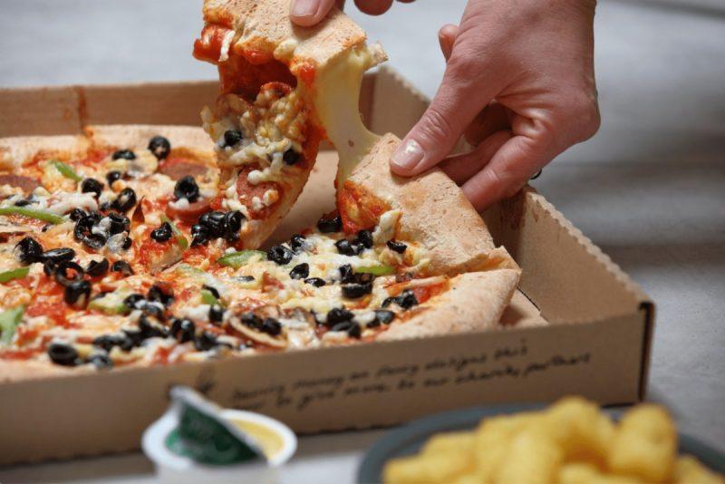 Papa Johns Ingredients That Make up a Vegan Pizza