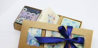 Soap Wrapping
